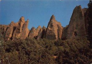 France Alpes de Haute Provence Les Rochers de Mees Postcard