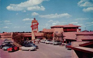 WESTERN HILLS HOTEL Fort Worth, Texas Roadside c1950s Vintage Postcard