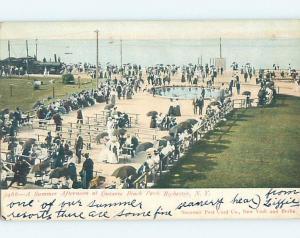 Pre-1907 PARK SCENE Rochester New York NY hp9688