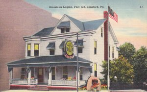 Pennsylvania Lansford American Legion Post 123