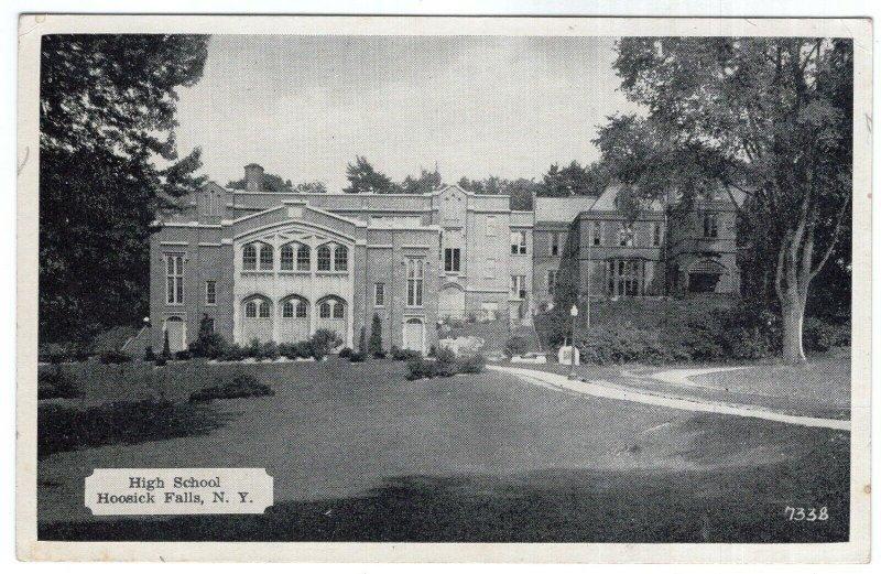 Hoosick Falls, N.Y., High School