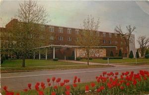 Missouri~Burge Protestant Hospital School Of Nursing~1950s Tulips