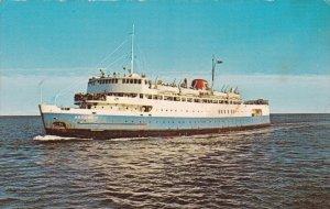 M.V.S. ABEGWEIT in open water, 40-60s