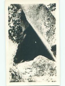 Old rppc NATURE SCENE Great Postcard AB0796