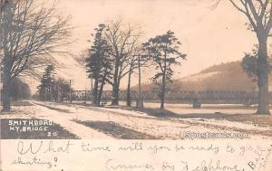 Bridge Smithboro NY 1907