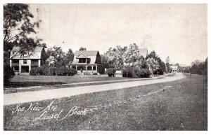 Connecticut  Laurel Beach , Sea View Avenue
