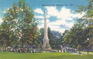 Pennsylvania Hazleton Memorial Park