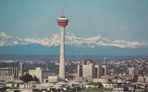 626' high husky tower , CALGARY , Alberta, Canada , 50-70s
