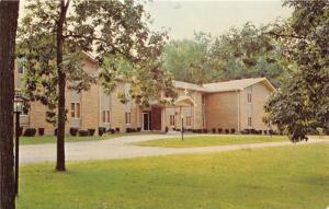 Warren Ohio~Convent of Benedictine Sisters of Byzantine Rite~1960s Postcard