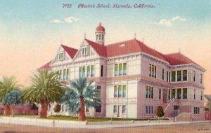 MASTICK SCHOOL ALAMEDA, CA