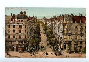 129763 Switzerland ZURICH HOTEL NATIONAL & TERMINUS HOTEL OLD