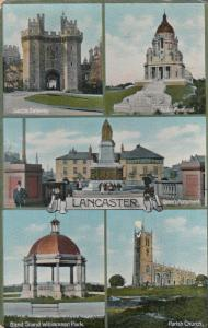 LANCASTER,  England , UK , PU-1909; 5-Views