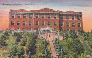 New York Catskill St Anthony's Seminary