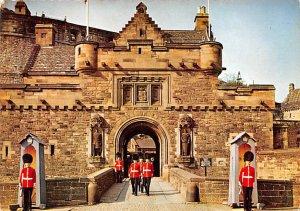 Changing the Guard Edinburgh Castle Scotland, UK Unused