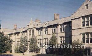 Stewart Hall, University of Missouri Columbia MO Unused