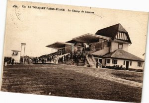 CPA LE TOUQUET-PARIS-PLAGE - Le Champ de Courses (139119)