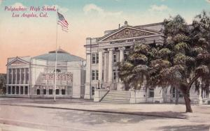 LOS ANGELES, California, 00-10s ; Polytechnic High School, version 2