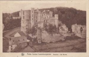 Beaufort, Les Ruines, Petite Suisse luxembourgeoise, LUXEMBOURG, PU-1934