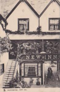 England Gloucester The New Inn Tucks