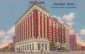 Michigan Grand Rapids The Pantlind Hotel