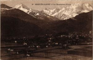 CPA ARGELES-GAZOST - les Montagnes d'Azun (281800)