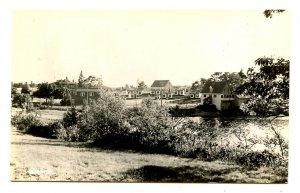 ME - Salsbury Cove. Bird's Eye View, 1941.  *RPPC