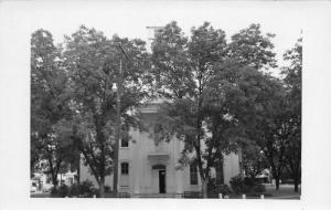 F15/ Abbeville Alabama Real Photo RPPC Postcard henry County Court House