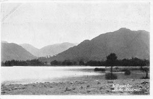 Ullswater Lake District Smart Novels Series, Landscape