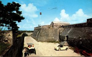 Bahamas Nassau Fort Charlotte 1963