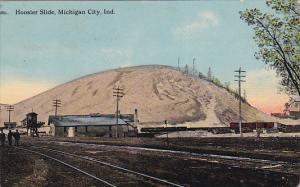 Hoosier Slide, MICHIGAN CITY, Indiana, PU-1913