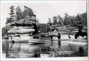 WI - Rocky Island Region, Lower Dells