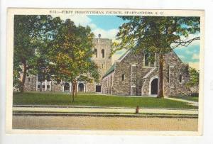 1st Presbyterian Church,Spartanburg,SC,190 0-1910s