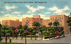 Florida Eustis Lake County Medical Center 1949