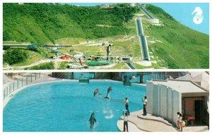 The Ocean Park Aberdeen Hong Kong Postcard PC1049