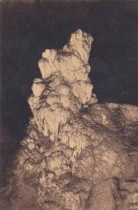 Le Boudoir De Proserpine (Detail), Grottes De Han, Belgium, 1900-1910s