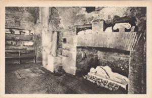 The Crypt Of St. Cecilia (III Cent.), Catacombe Di S. Callisto, ROMA (Lazio),...