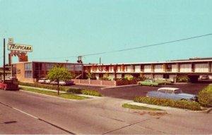 TROPICANA INN DALLAS, TX. a Best Western Hotel circa 1960