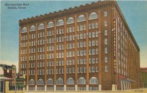 Dallas TX~Merchandise Mart~Franklin Warehouse~Department Store~Coffee Shop~1953