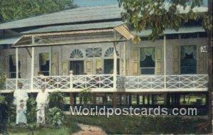 Nieuwe Woonhuis van Zendeling Frickenschmidt Luthersche Zending, India Unused