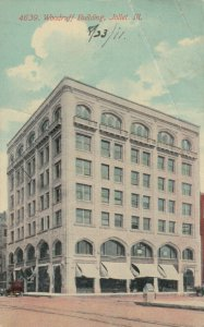 JOLIET , Illinois , PU-1911 ; Woodruff Building