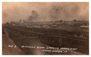 Iowa Aerial View ,  Camp Dodge, Johnston ,  RPC