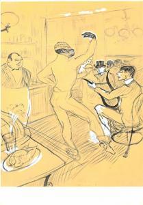 Toulouse Lautrec -