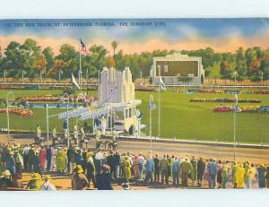Linen RACETRACK St. Petersburg Florida FL ho6476