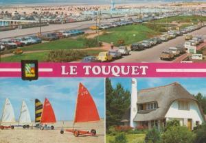 Le Touquet Cote D'Opale Postcard