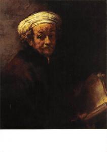 Rijksmuseum, Rembrandt Harmensz Van Rijn Self-portrait as the Apostle Paul