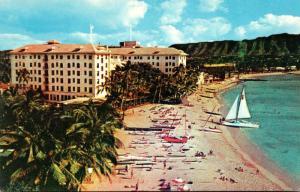 Hawaii Waikiki The Moana Hotel