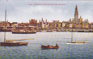 Belgium Anvers Panoramic View