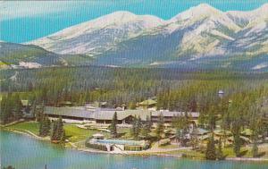 Canada Alberta Jasper Park Lodge 1964