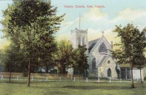 GALT , Ontario , Canada ,1908 ; Trinity Church
