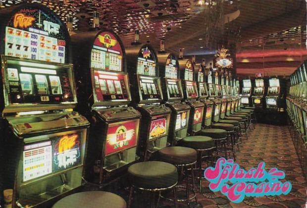 Mississippi Tunica The Splash Casino Slot Machines